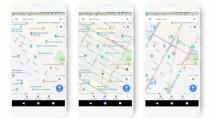 Google Maps bekommt neue Optik, vor allem bei Farben und Symbolen