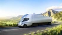 Semi: Neuer Tesla-Truck bewegt große Lasten wie ein Sportwagen