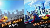 Super Mario als Filmstar: Witzige Mashups begeistern das Netz