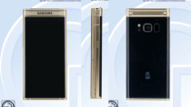 Samsung W2018: Alle Details & Fotos zum irren High-End Klapp-Handy