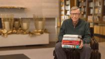 Jene fünf Bücher, die Bill Gates 2017 am meisten beeindruckt haben