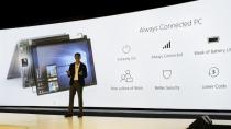 """Microsoft zeigt erste ARM-basierte Windows 10 PC mit """"Ganztags""""-Akku"""