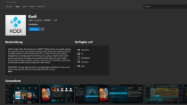 Kodi für Xbox One ist da, bietet alle Features der Windows 10-Version