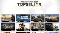 Die umsatzstärksten Spiele 2017: Steam liefert Topliste & bietet Sale