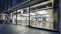 Unfall in Züricher Apple Store: iPhone-Akku verletzt Mitarbeiter