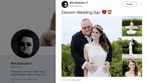 Frisch verheirateter Kim Dotcom verklagt Neuseeland auf Milliarden