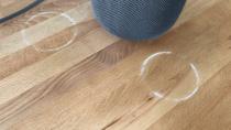 Weiße Abdrücke: Apples HomePod beschädigt Holzoberflächen