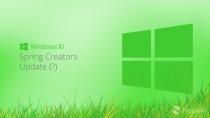 Windows 10: Nächste Aktualisierung heißt wohl Spring Creators Update