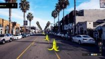 Zum Ehrentag voll Banana: Super Mario Kart in Google Maps unterwegs