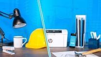 HP: Bisher kleinste Profi-LaserJet-Drucker für den Smartphone-Arbeiter