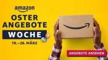 Schnäppchen-Tage: Amazon fährt auf wie nie zuvor an Ostern