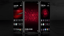 Huawei Mate RS: 512 GB, zwei Fingerabdruckleser & 40-Megapixel-Cam