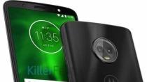 Moto G6 & Moto G6 Play: Presse-Render und Details zur Ausstattung