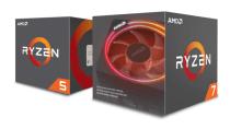 Ryzen 2: Vier neue AMD Ryzen 2000-Prozessoren ab sofort vorbestellbar