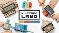 Nintendo Labo: Hersteller nennt Details zu den Bastelsets für die Switch