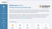 Offizieller Speedtest: Netzagentur startet App für Breitbandmessung
