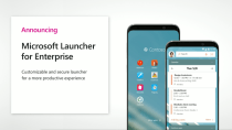Microsoft Launcher: Cortana unterstützt jetzt Anrufe und Multi-SMS