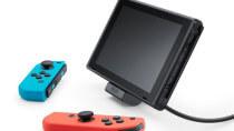 Nintendo: Verstellbare Ladestation für die Switch soll im Juli erscheinen