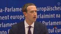 Alle sind sich einig: Mark Zuckerbergs Auftritt vor der EU war ein Witz