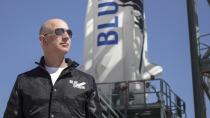 """Jeff Bezos ist sich sicher: """"Wir werden den Planeten verlassen müssen"""""""