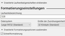 Rufus Download - Bootfähige USB-Laufwerke erstellen