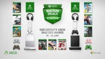 Xbox Big Fun Deals: Spiele, Konsolen & Game Pass reduziert