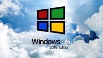 Konzept-Designer führt Windows 95-Oberfläche in die Moderne
