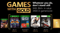 Xbox Games with Gold: Diese Titel sind im Juli 2018 kostenlos spielbar
