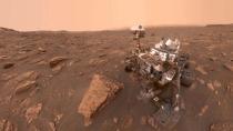 Mars-Update: Wetterlage immer extremer, die Rover trotzen & sammeln