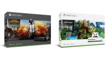 Neue Konsolen-Bundles: PUBG mit Xbox One X, Minecraft für Xbox One S