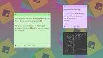 Sticky Notes 3.0: Stark verbesserte Windows 10-Notizen starten für alle