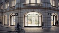 Aufgeblähter iPad-Akku: Drei Leichtverletzte im Apple Store Amsterdam