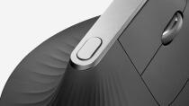 Logitech machts vertikal: MX Vertical Maus sorgt für bessere Ergonomie