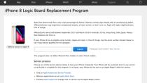 Produktionsfehler am Logic Board: Apple startet iPhone 8-Reparatur