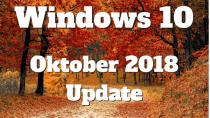 Noch ein weiteres kumulatives Update Windows 10 1809 erschienen