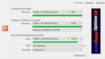 AutoPowerOptionsOK - Automatischer Wechsel der Energieoptionen