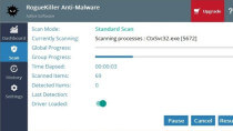 RogueKiller - Malware aufspüren und entfernen