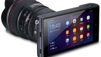 Yongnuo bringt Smartphone-Kamera für Canon-Objektive mit Android