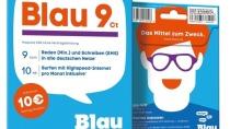 Blau verschenkt wieder 10 GB LTE-Daten an Neukunden