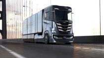1200 km Reichweite: Nikola stellt Wasserstoff-LKW für Europa vor