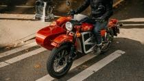 Electric Ural - das erste Elektro-Motorrad mit Beiwagen