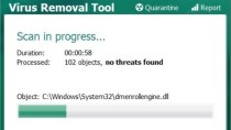 Kaspersky Virus Removal Tool - Schadsoftware finden und beseitigen