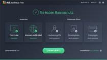 AVG Anti-Virus Free - Kostenloser Virenschutz & mehr