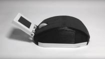 Bastler baut einen funktionierenden Mobile-Computer in eine Maus