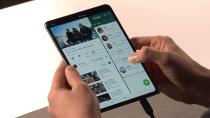 Samsung Galaxy Fold: Smartphone mit faltbarem Display - Alle Details