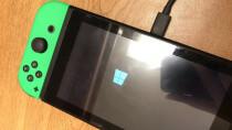 Lumias waren gestern: Bastler lädt Windows 10 auf die Nintendo Switch