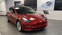 Tesla erweitert Model 3-Reichweite durch ein Software-Update