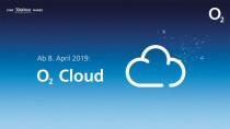 O2 Cloud: Ab 8. April wird Telefonica unbegrenzten Speicherplatz bieten