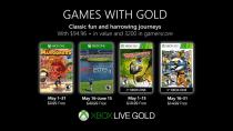 Games with Gold: Diese Titel starten im Mai für Xbox-Abonnenten