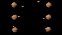 XXL-Brocken mit kleinem Mond: Asteroid-Vorbeiflug sorgt für Aufregung